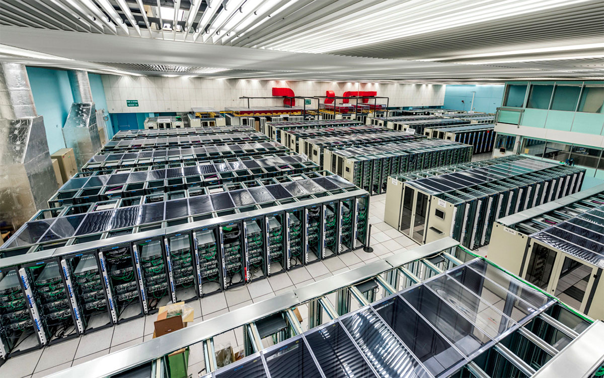 Credit: S Bennett/CERN