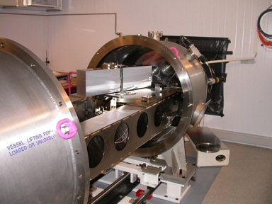 The design of the HARPS-North spectrograph is closely based on the HARPS-South, shown here.
