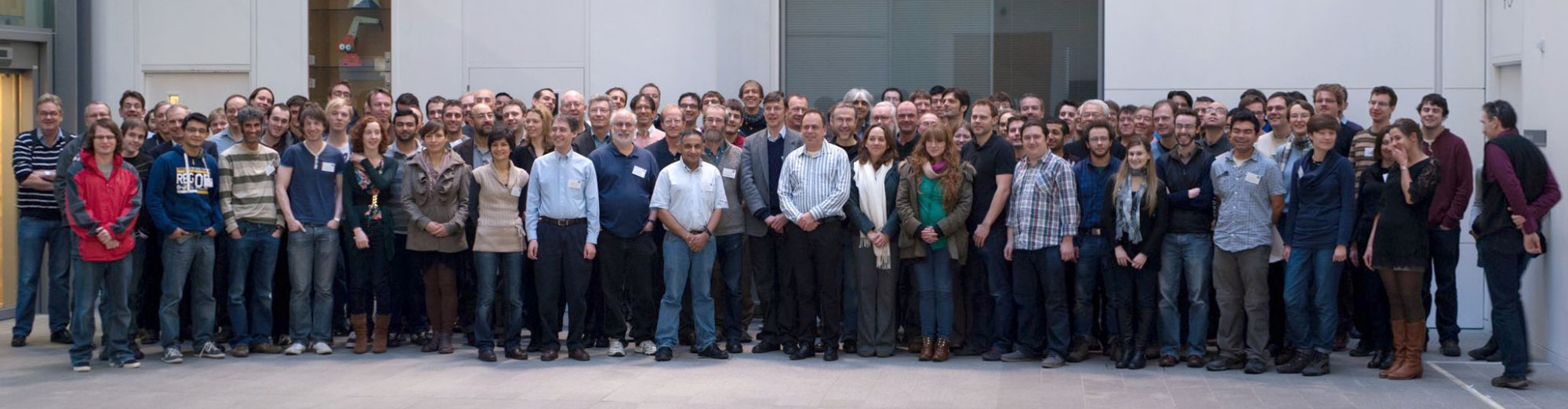 Higgs Symposium participants