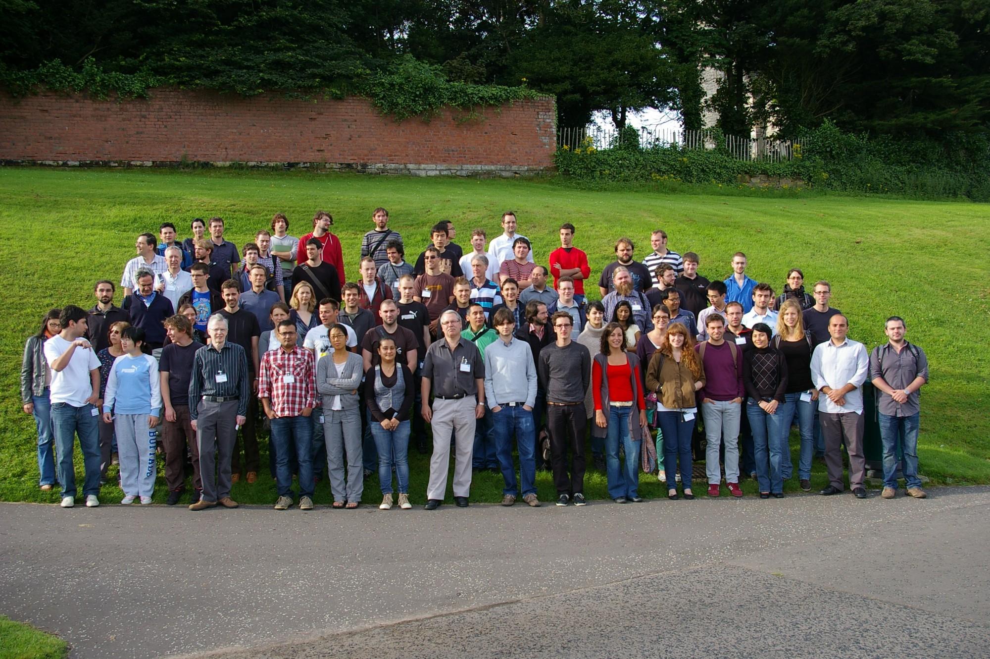 SUSSP69 Group Photograph No. 1 Copyright Alan Walker, University of Edinburgh.