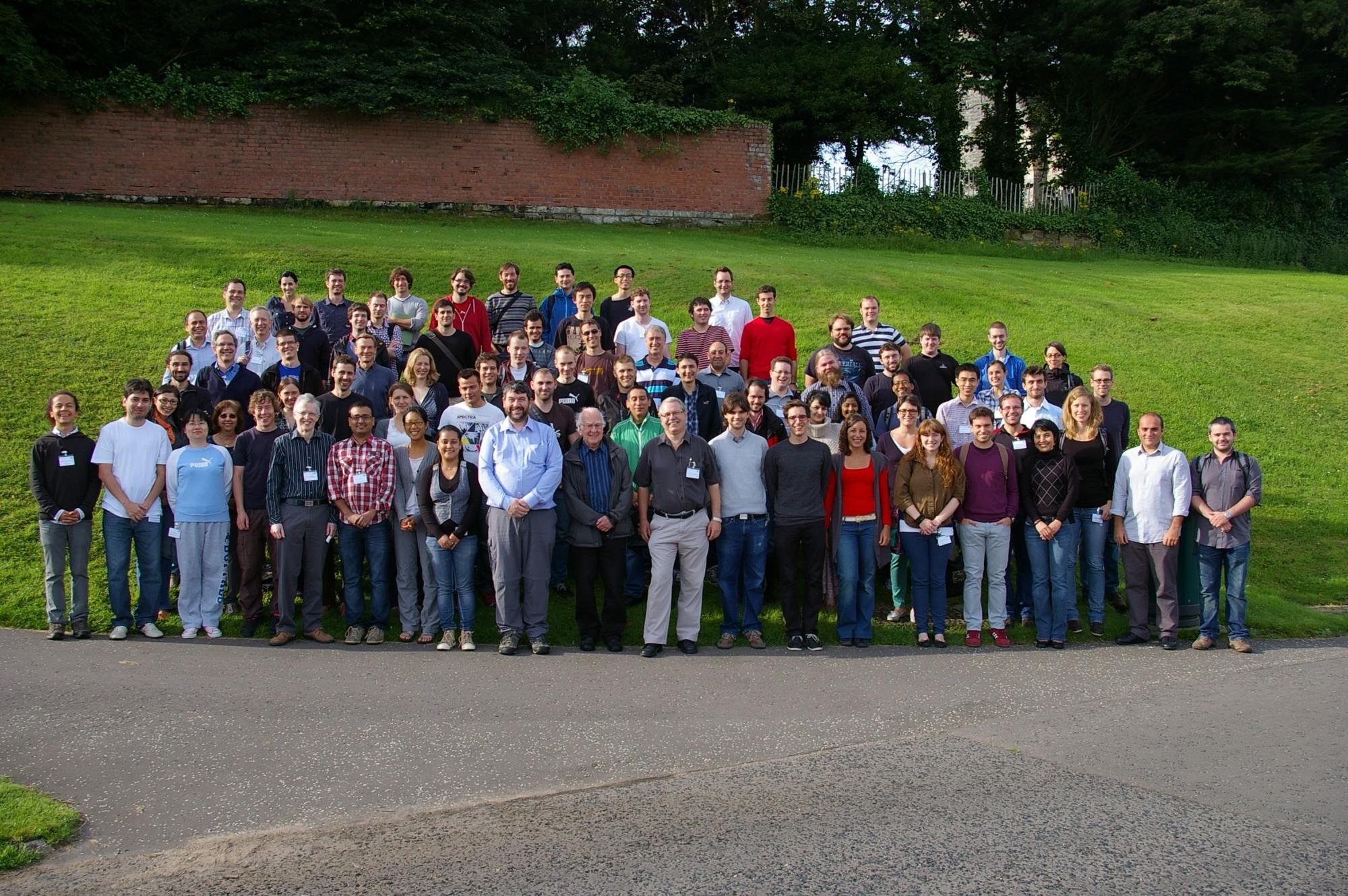 SUSSP69 Group Photograph No. 2 Copyright Alan Walker, University of Edinburgh.
