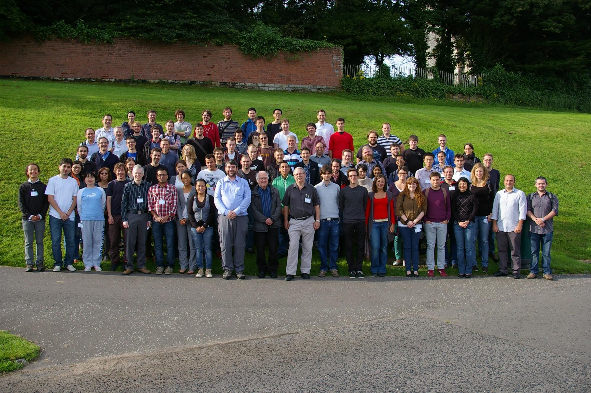 SUSSP69 Group Photograph No. 3 Copyright Alan Walker, University of Edinburgh.