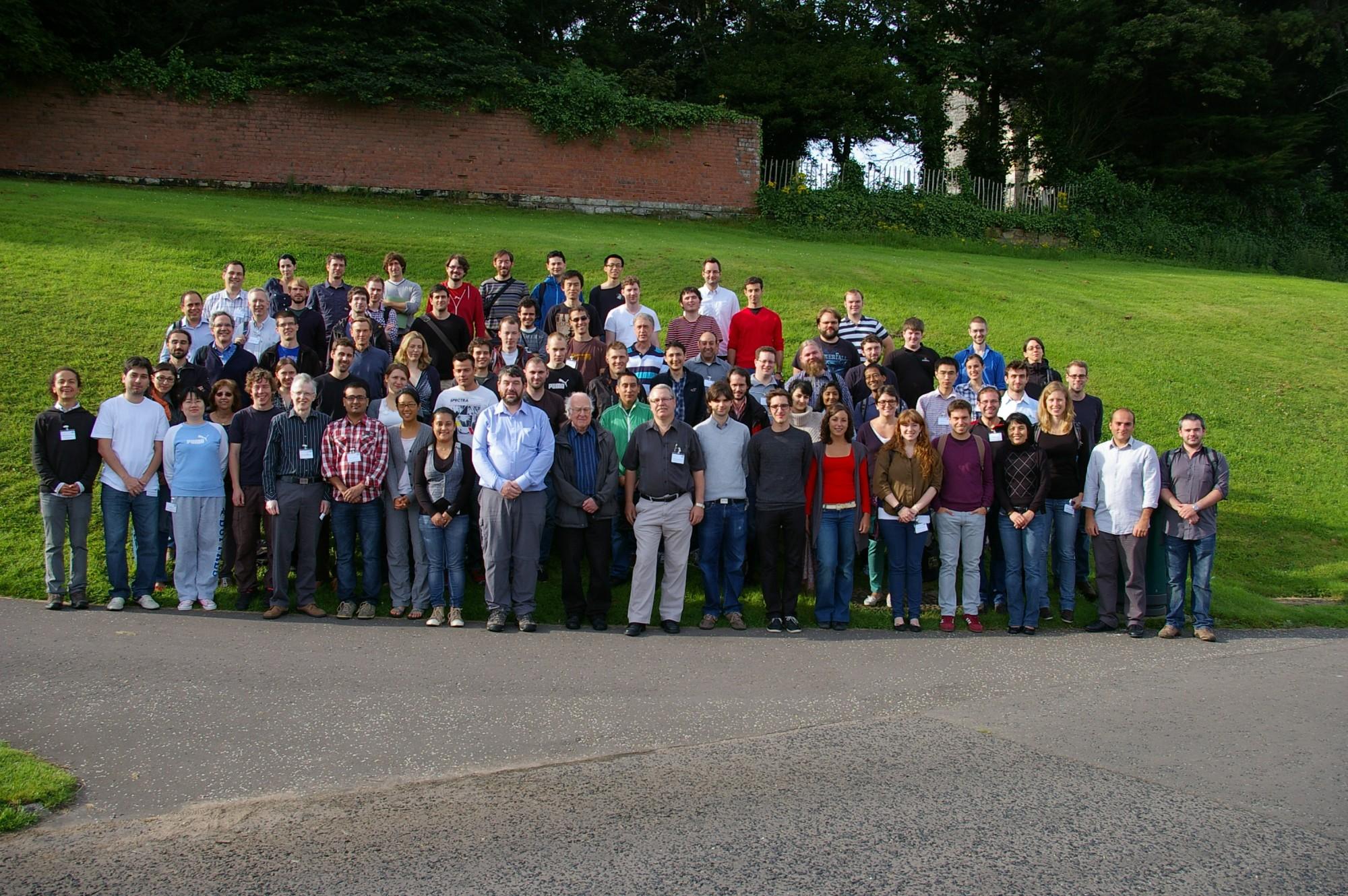 SUSSP69 Group Photograph No. 5 Copyright Alan Walker, University of Edinburgh.