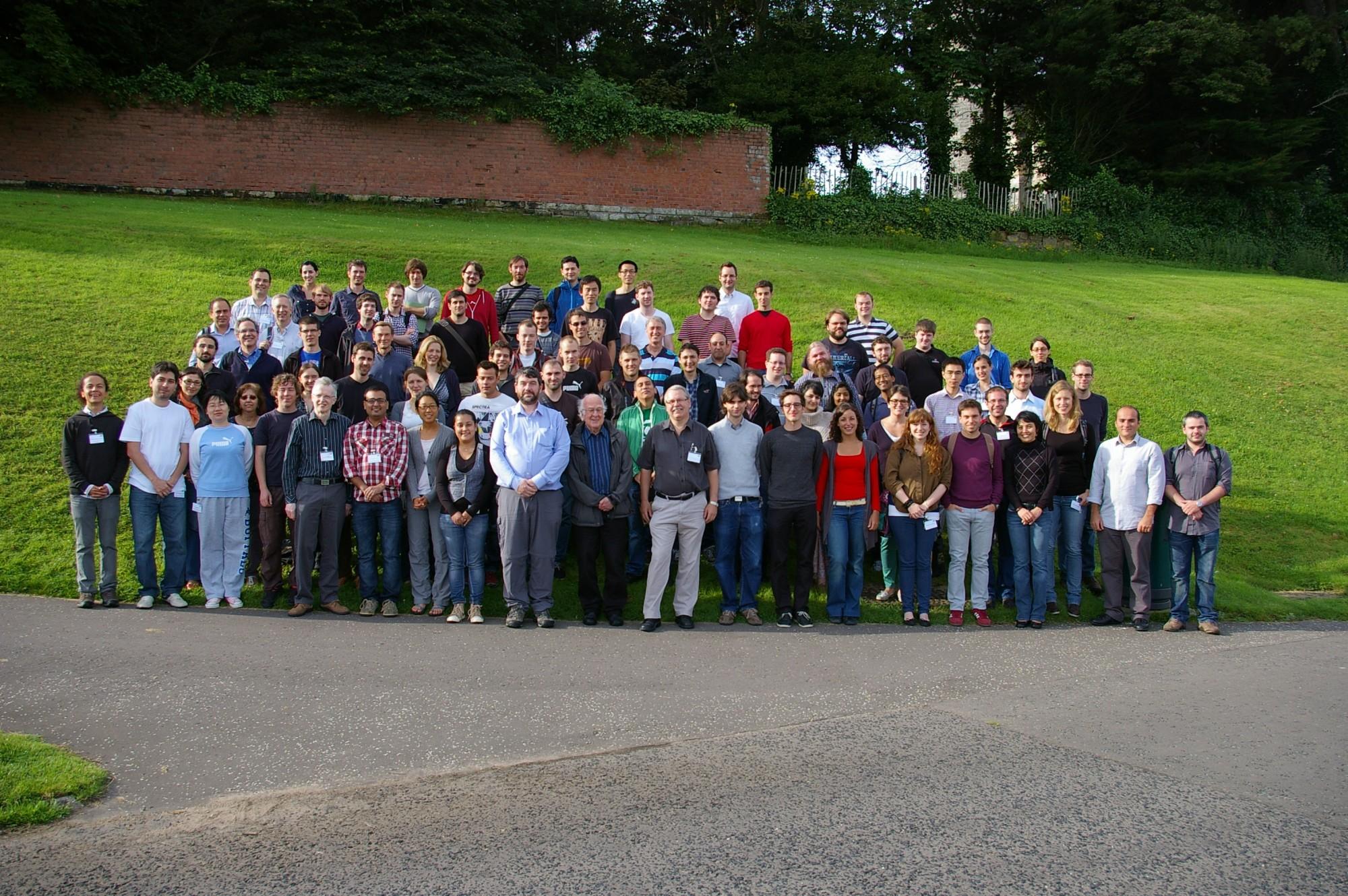 SUSSP69 Group Photograph No. 6 Copyright Alan Walker, University of Edinburgh.