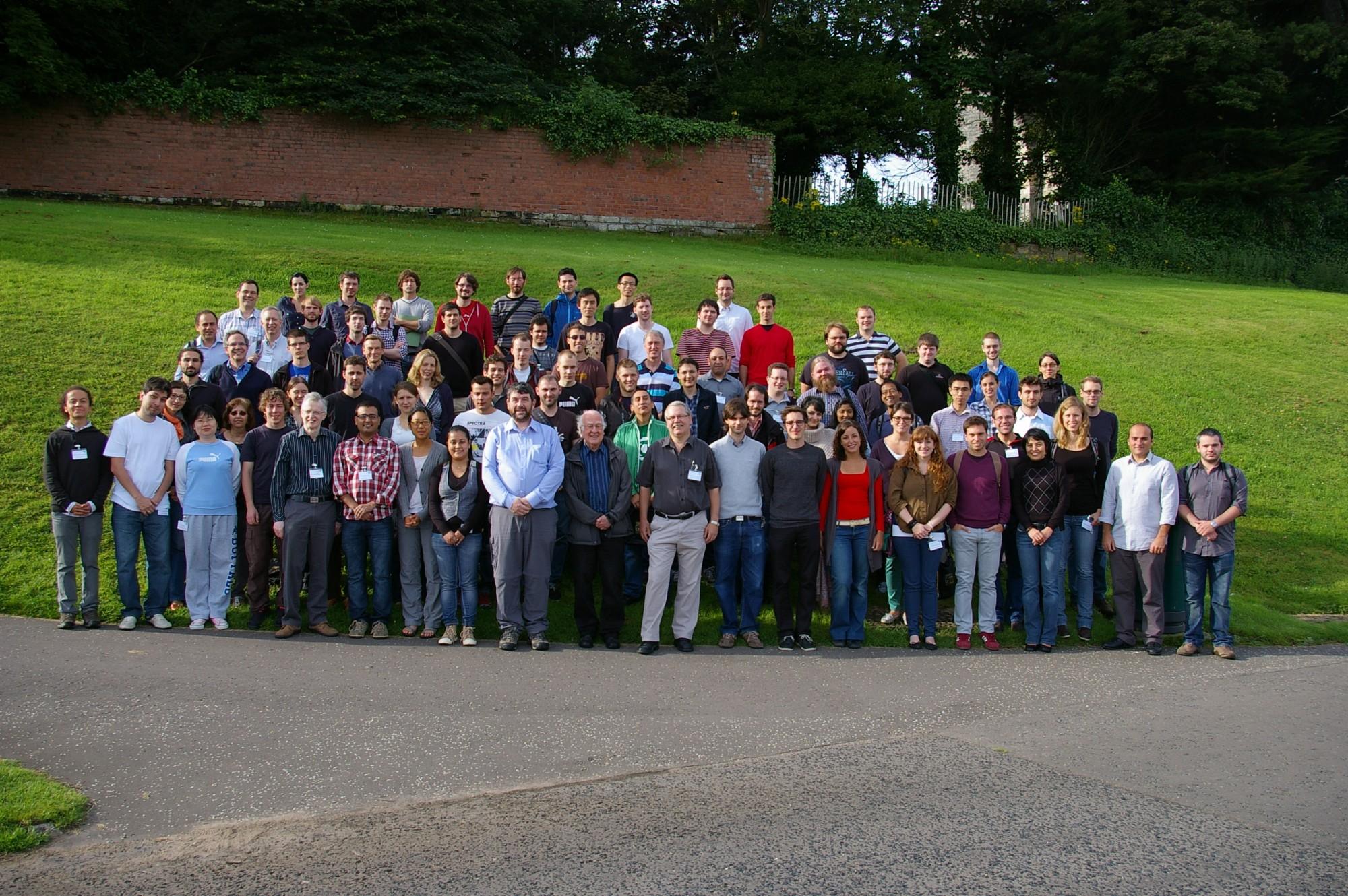 SUSSP69 Group Photograph No. 7 Copyright Alan Walker, University of Edinburgh.