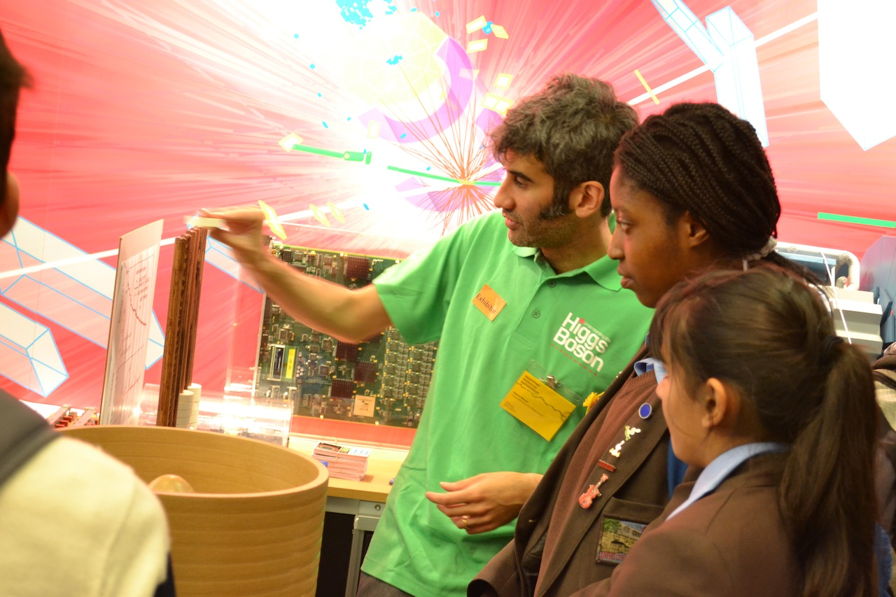 Wahid Bhimji, Edinburgh Particle Physics Experiment group