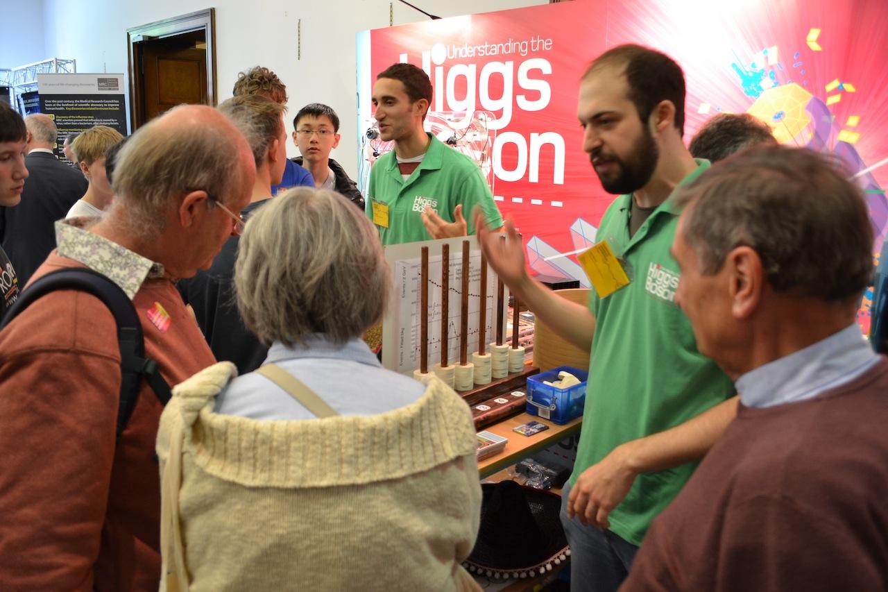 Ben Wynne, Edinburgh Particle Physics Experiment group