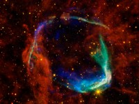 The oldest documented example of a supernova. Image: NASA