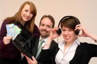 The Restored Hearing team.
