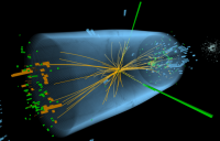 Candidate photon-photon event © 2012 CERN
